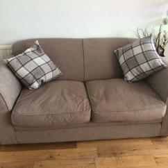 Sofa Bed Argos Leather Distressed Metal Action Mink In Kilmacolm