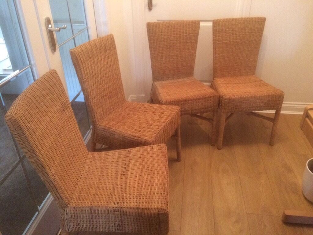 basket weave dining chairs high lift office chair nz modern in wishaw north lanarkshire