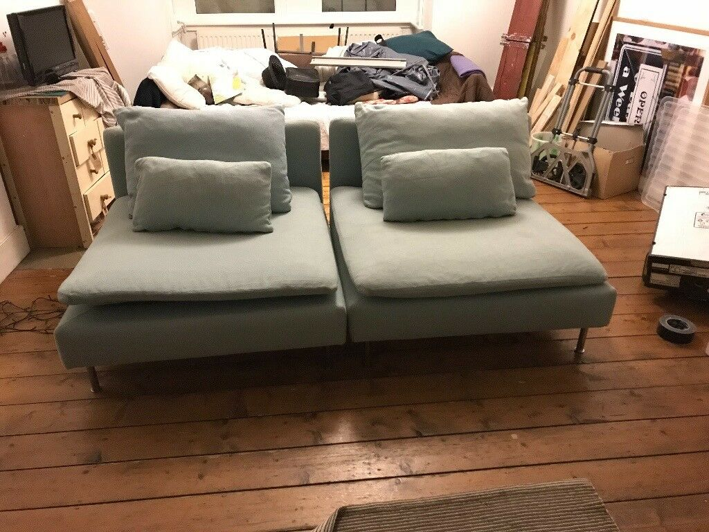 bluebell sofa gumtree 72 inch queen sleeper one seat armchair ikea soderhamn stylish chairs x2 new price 400 get both for 70