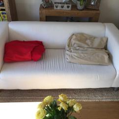 Cheap 2 Seater Sofa Covers Ottoman Ikea 3 With Changeable Cover Settee Couch