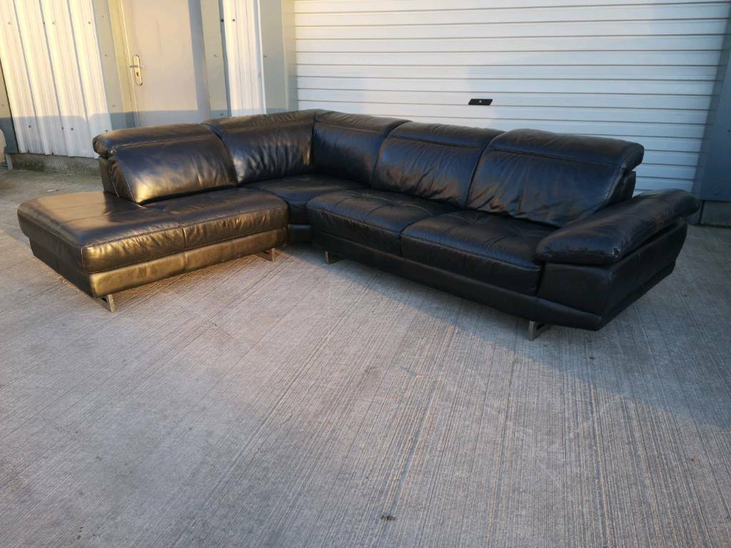corner sofas glasgow gumtree modern sofa chair designs black leather couch suite delivery in southside