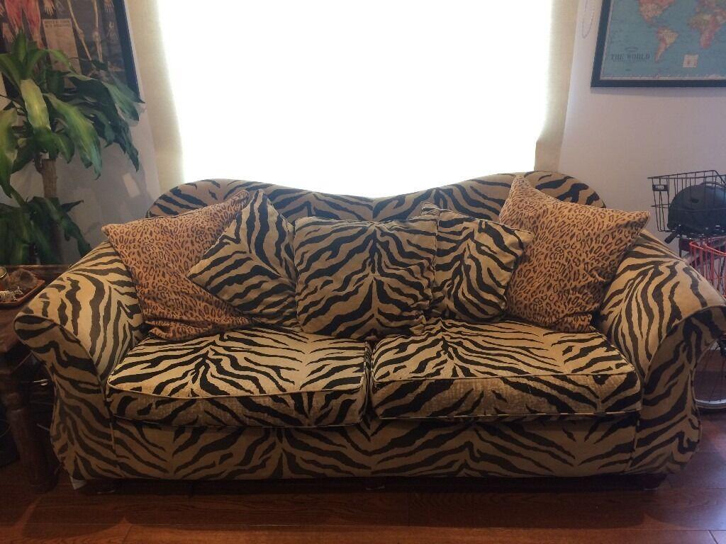 cheetah print folding chair carpet mat for hardwood floor zebra sofa couches and ivory ideas