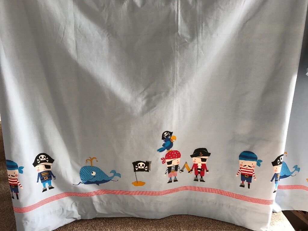 Sold Next Pirate Curtains For 170x170 Window In Emersons Green