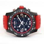 Breitling Endurance Pro Chronograph 44mm Wristwatch X82310D91B1S1 Red