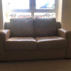 Leather Sofas Glasgow Area Lazy Boy Sofa Covers Rustic 2 Seater Tan In Southside