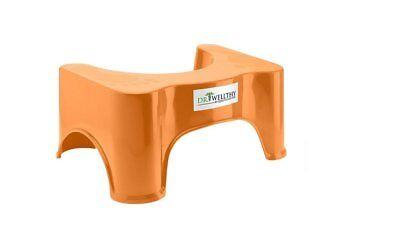 Toilettenhocker WC Hocker Toilettenhilfe Tritthocker Toilettenstuhl Schemel