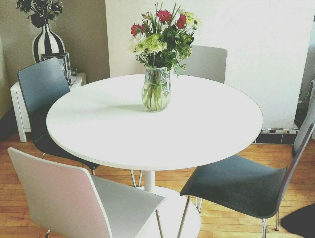 white round kitchen table with 4 chairs wheelchair dog new john lewis large dining