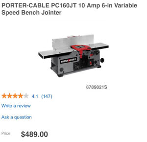 What Is A Bench Jointer Used For