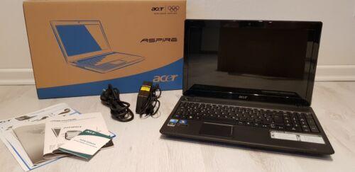 Acer Aspire 5742G (i5-480M, Geforce GT 540M, Samsung EVO 850 128GB)