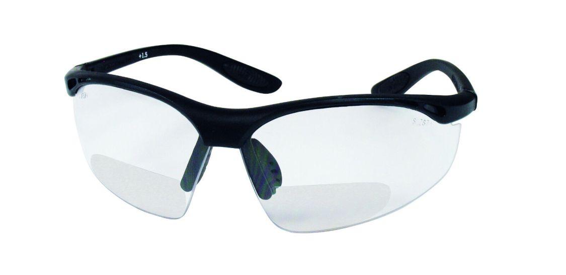 Schutzbrille Schmerler 633 mit Sehstärke 1,5-3,5 Dioptrien Brille Arbeitsbrille