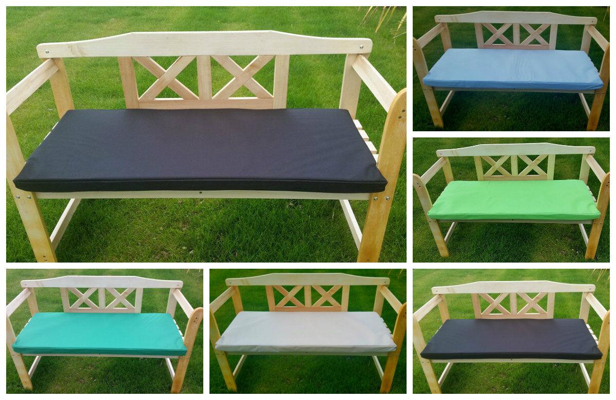 Garden Chair-Bench Cushion Pad Waterproof Outdoor Bistro