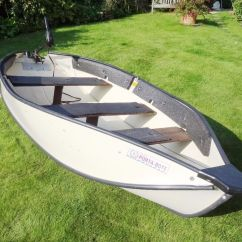 Folding Chairs For Boats Small Dining Tables And Uk Porta Bote 10 39 Boat In Chichester West Sussex