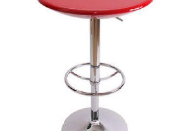 Bistro Adjustable Height Bar Table Ebay