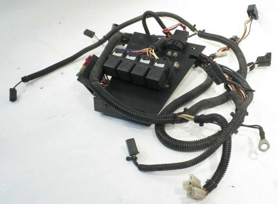 hight resolution of oem toro complete wire harness 99 8070 fits 268 h wheel horse garden tractor