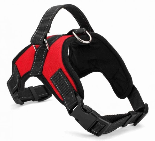 No Pull Adjustable Dog Pet Vest Harness Quality Nylon Small/Medium/Large/XL XXL 1