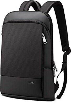 BOPAI 15 inch Super Slim Laptop Backpack Men Anti Theft Backpack Waterproof