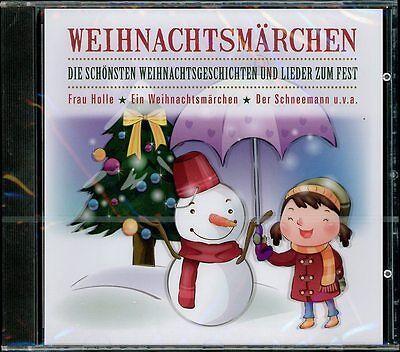 CD: Weihnachtsmärchen - Die schönsten Weihnachtslieder & Geschichten für Kinder