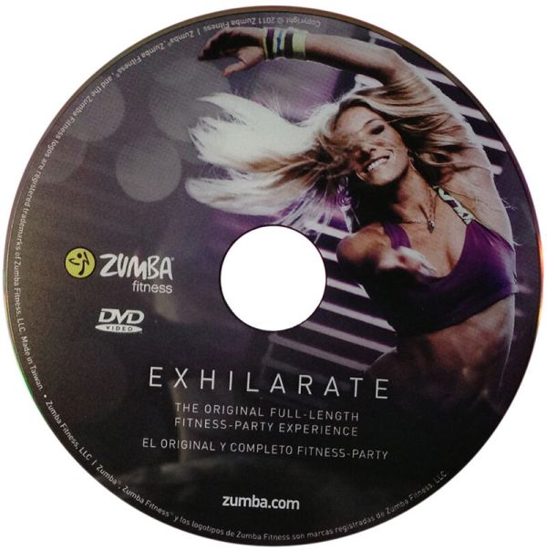 Zumba Dvds