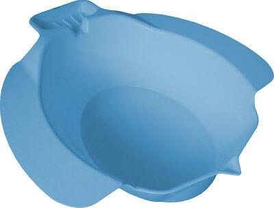 Bidet Sitzbad Bidetbecken, blau