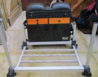 Fox Fishing tackle box with pole seat. | in Plymouth ...