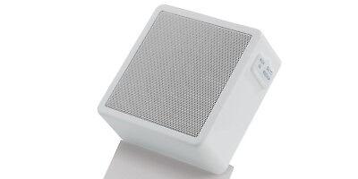 Steckdosenradio Li-Polymer Akku mit Bluetooth SSB  1000 A1 Soundbox Radio Silver