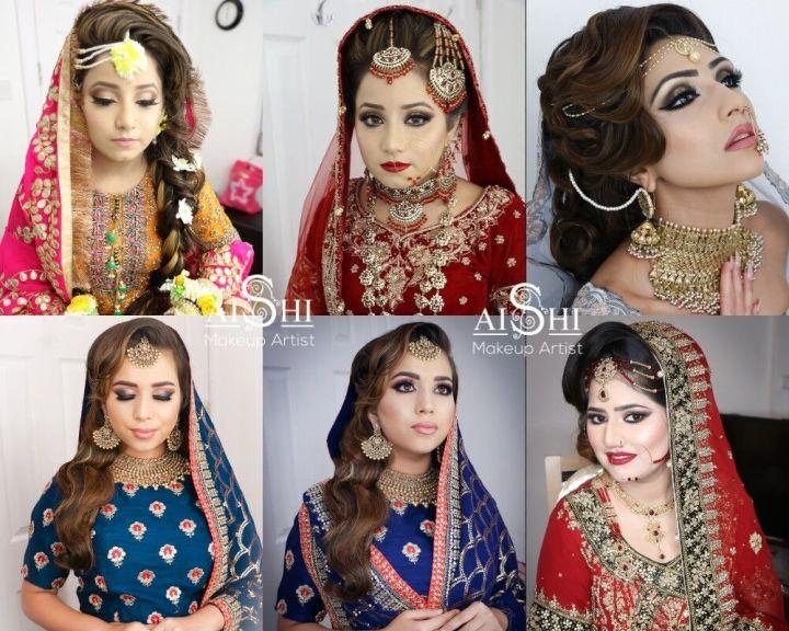 Mac Alle Nora Asian Bridal Make Up Artist Hair Stylist London