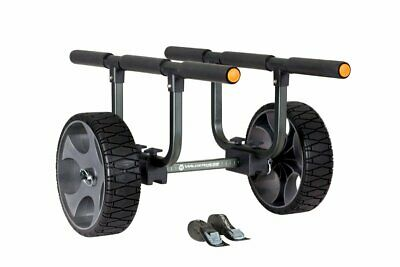 Wilderness Systems Heavy Duty Kayak Cart with Flat Free Wheels- 8070121