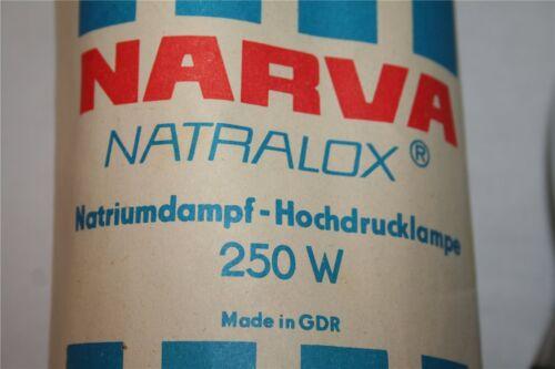 Narva Natriumdampf Hochdrucklampe Straßenbeleuchtung 250W E40