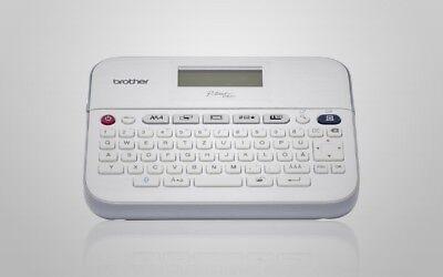 Brother P-Touch D400 Etikettendrucker 18 mm (PTD400ZG1) Neu
