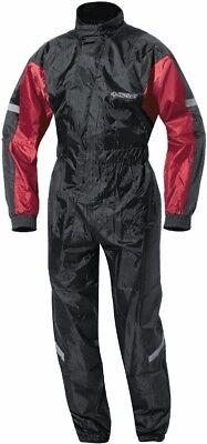 Held Splash praktische Motorrad Regenkombi schwarz silber gelb rot oder blau