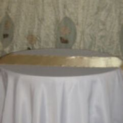 Chair Cover Rentals Durham Region Outside Chairs Menards Rental Find Or Advertise Wedding Services In Tablecloths Sashes Covers Runners Available For