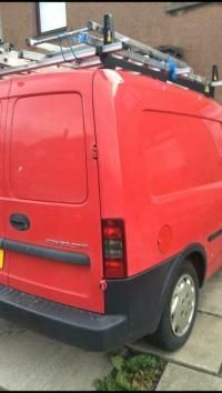 Vauxhall combo roof rack (van guard) | in Forfar, Angus ...