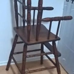 Antique High Chairs Office Chair Headrest Extension Buy Or Sell Feeding In Ontario Wooden For Toddlers