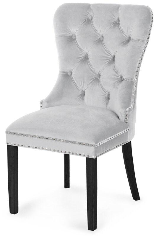Eleganter Stuhl Esszimmerstuhl Mabell Chesterfield ...