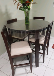 kitchen table cabinet options kijiji in mississauga peel region buy sell tv stand lg 50 inch bar stools