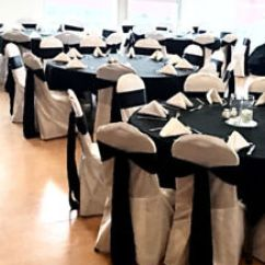 Chair Covers And More Norfolk Armless Office Chairs With Wheels Find Or Advertise Wedding Services In Calgary Selling White