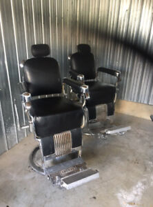 belmont barber chair parts canada swinging with stand kijiji in ontario buy sell save 3 antique chairs