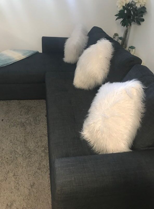 next quentin sofa bed review harga l shape malaysia sofabed for sale only been used twice like new condition in