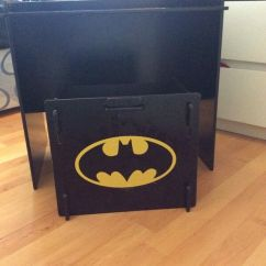Batman Childrens Table And Chairs Lift Chair Recliner Accessories Desk Stool Set | In Thornhill, Cardiff Gumtree