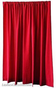 Extra Long Curtains EBay