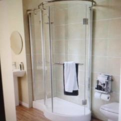 Gumtree Wedding Chair Covers For Sale Folding Cheap Used. P Shaped Shower Enclosure With Tray | In Birmingham City Centre, West Midlands