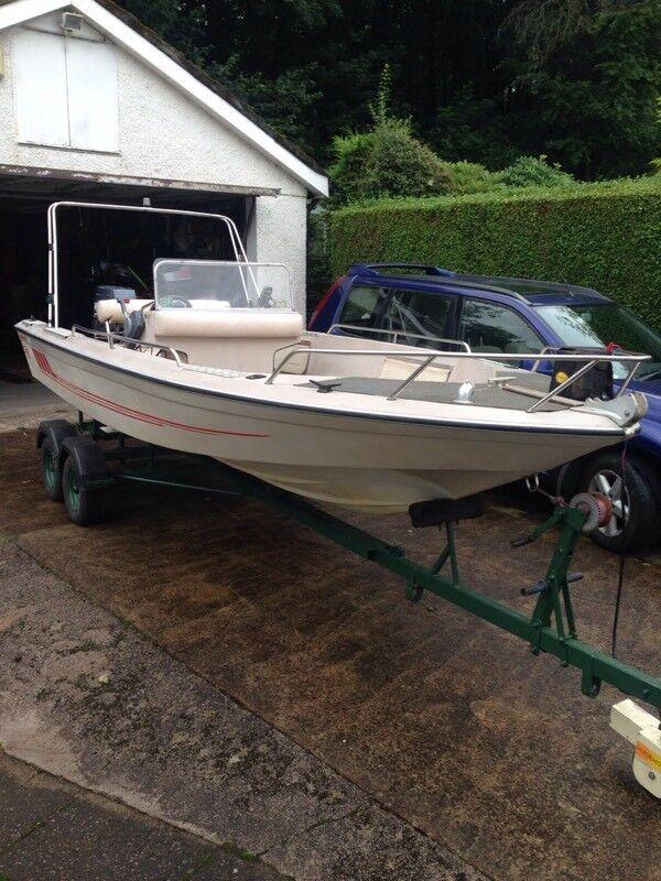 Fletcher Malibu FishSki Speed Boat  in Bearsden Glasgow