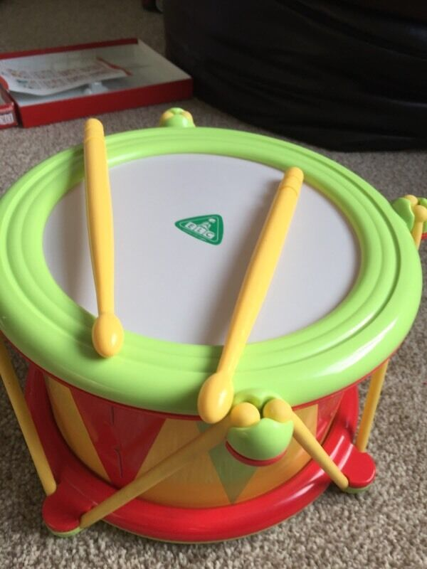 ELC Early Learning Centre Toy Drum In Coventry West