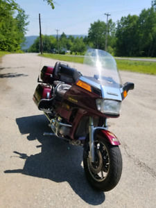 road sofa seat goldwing levin furniture sofas all honda new used motorcycles for sale in 1984 1200