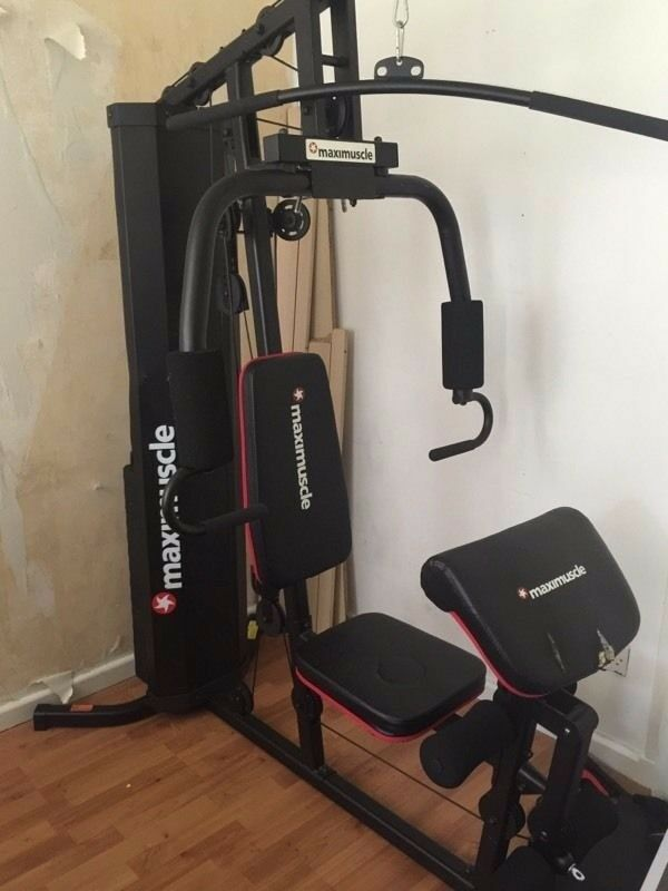 Maxi Muscle Multi Gym In Forest Town Nottinghamshire