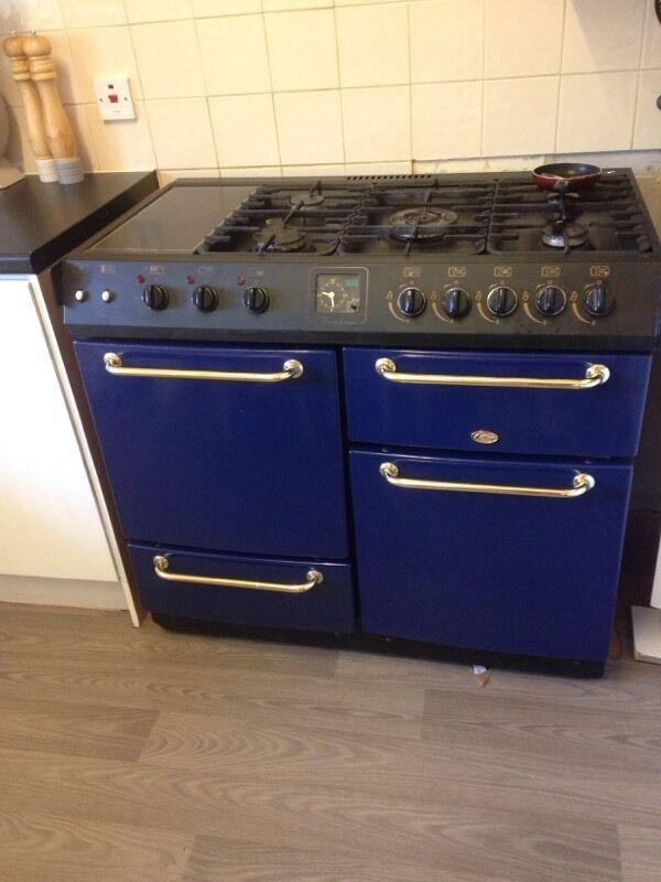 Belling Farmhouse Range Cooker Oven In Plymouth Devon