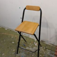Folding Chair Kijiji Toronto Revolving Parts In Delhi Black Chairs Buy And Sell Furniture Gta Tall
