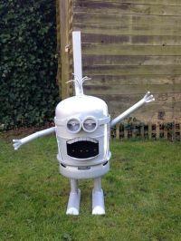Minion Gas Bottle Log Burner/Patio Heater | in Hull, East ...