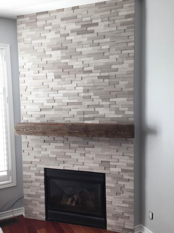 STONE VENEER FIREPLACE STONE MANUFACTURED STONECULTURED