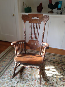 Chairs Antique Rocking Chairs  Buy or Sell Chairs